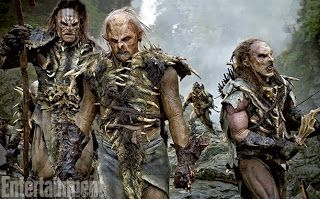 Here Comes The Hobbit (again)!! The Desolation of Smaug orcs