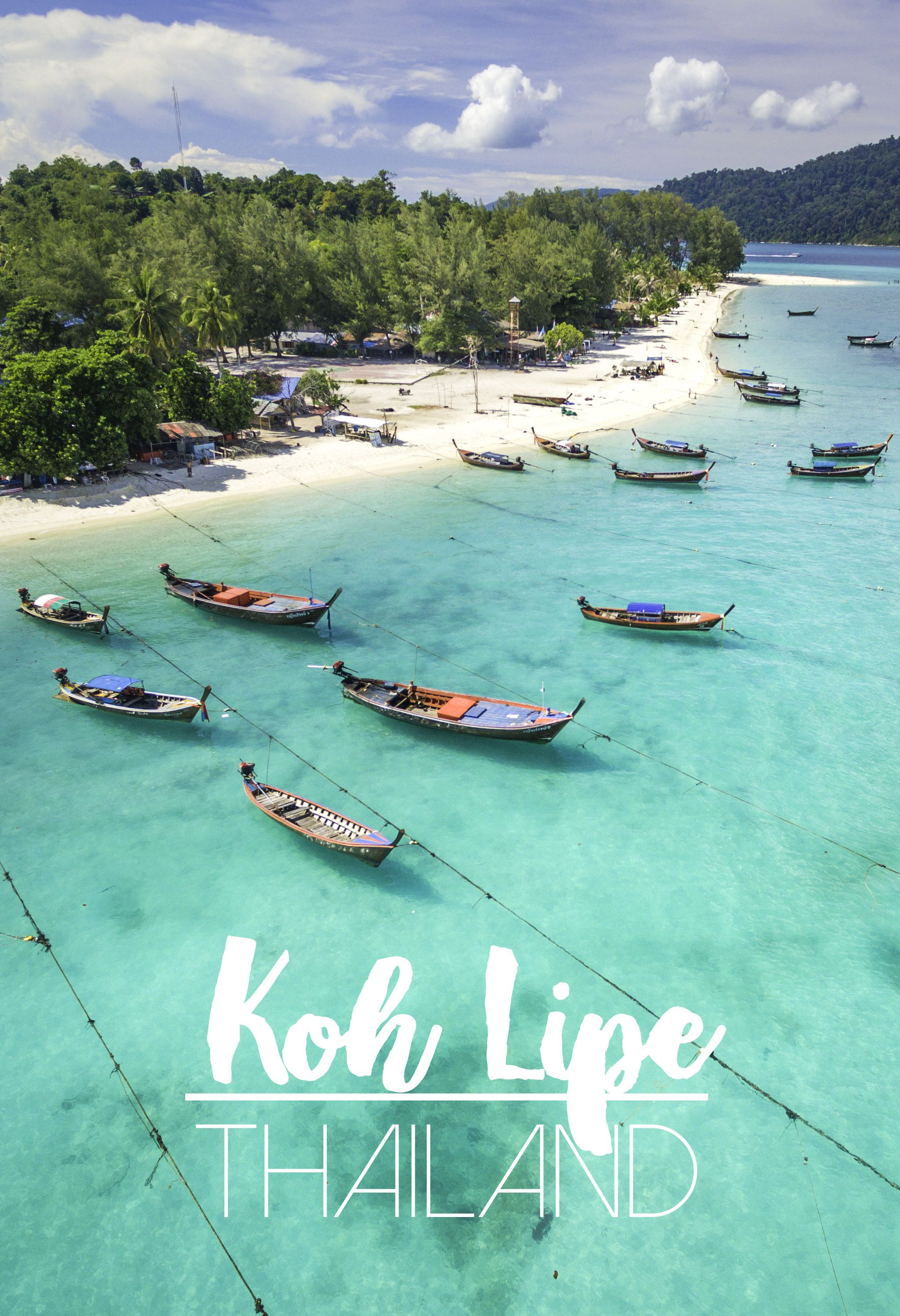 Ultimate Guide to Koh Lipe, Thailand in 2019 ...