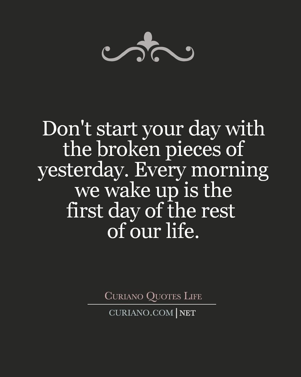 Good Quotes About Life This Blog Curiano Quotes Life Shows Quotes Best Life Quote