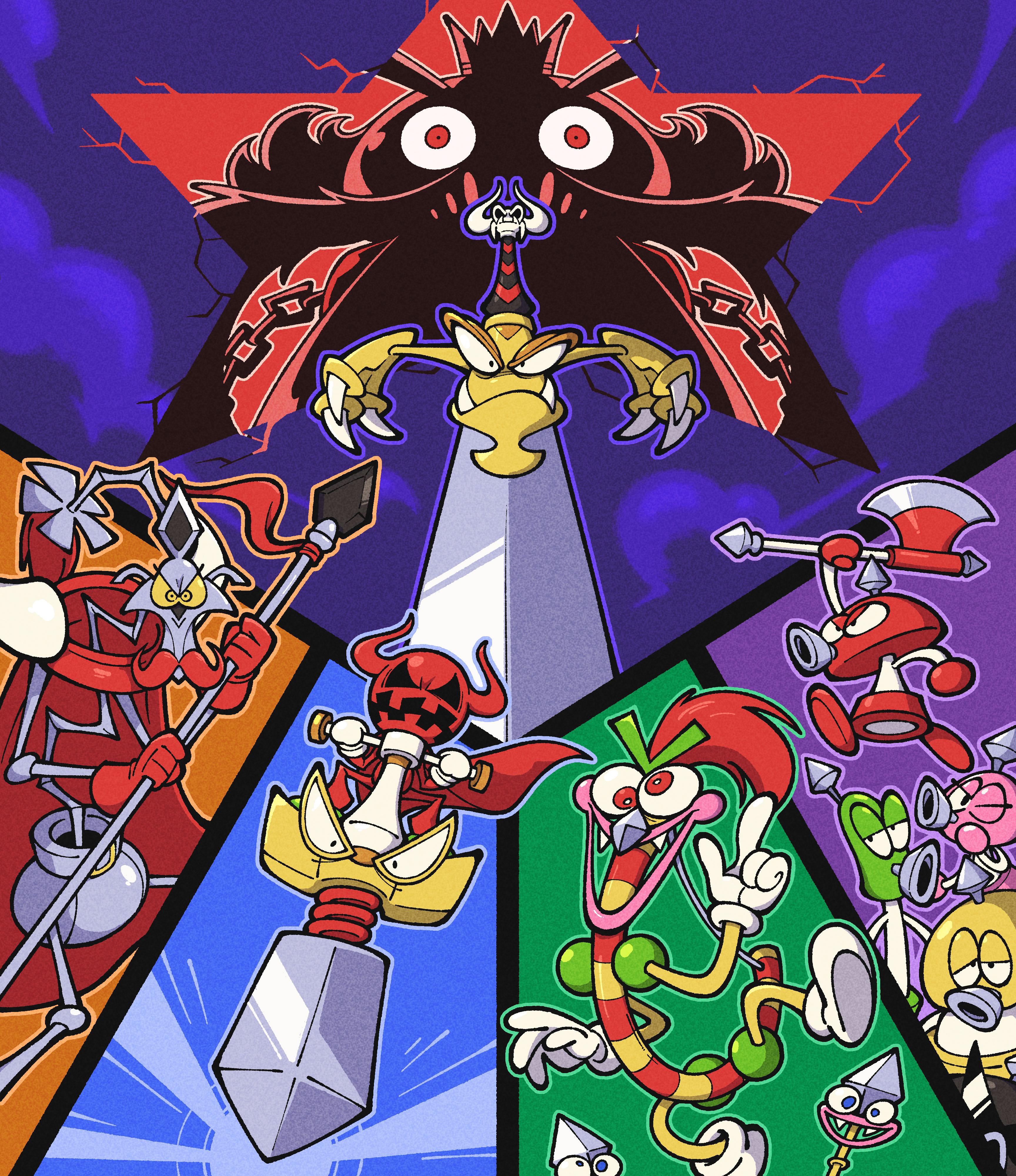 Super Mario RPG all bosses Super mario rpg, Super mario