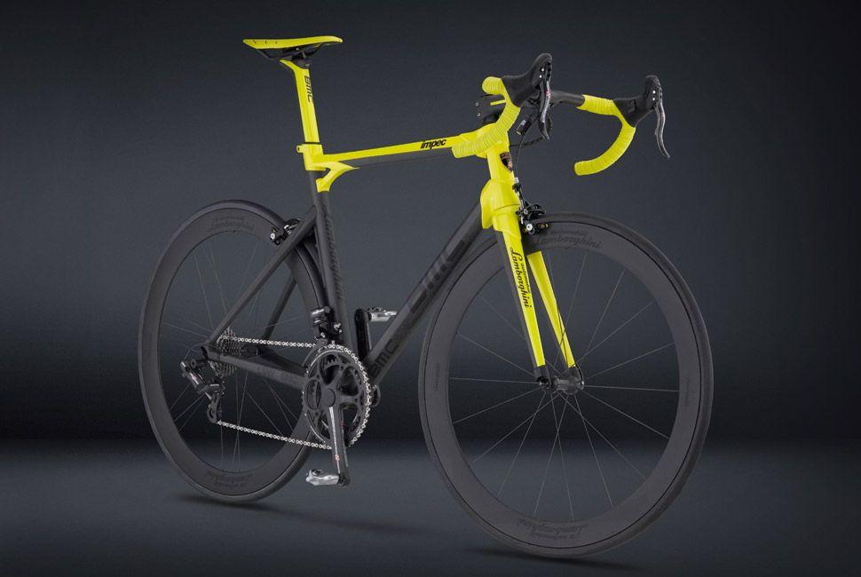 Lamborghini Racing Bikes Bicycle Paint Job Bike