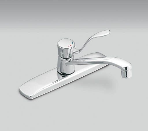moen single handle faucet repair faucets reviews repair moen ...