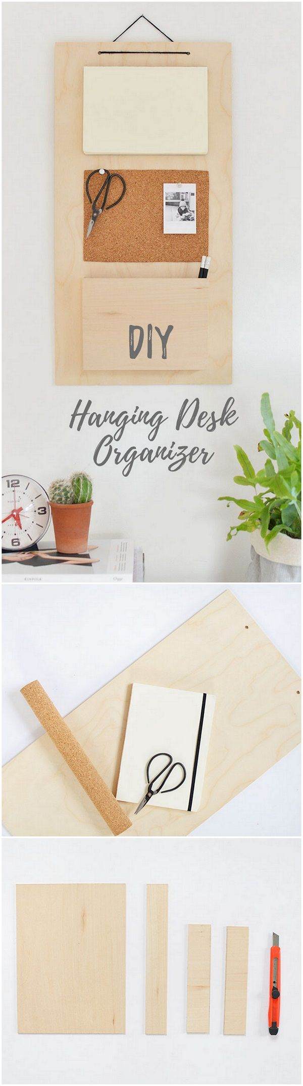 20 Awesome Minimalist DIY Home Decor Project Ideas | Wood projects ...