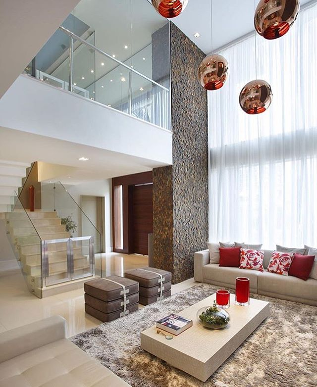 Pin by Sheryl Scott on modern living rooms in 2018 Pinterest - hi tech loft wohnung loft dethier architecture