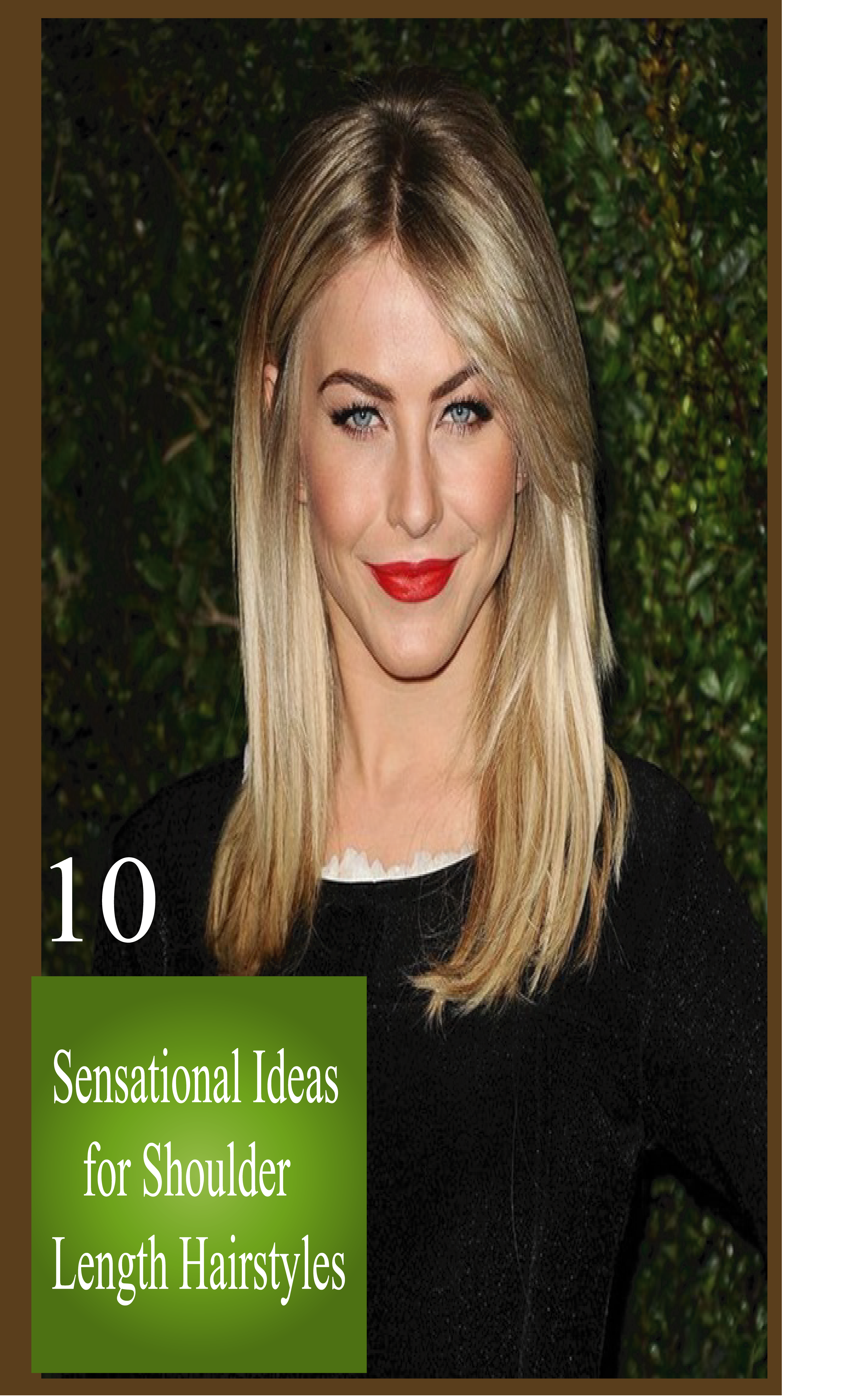 sensational ideas for shoulder length hairstyles modern