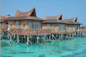 Overwaterbungalows The Location Of Every Overwater Bungalow Around World