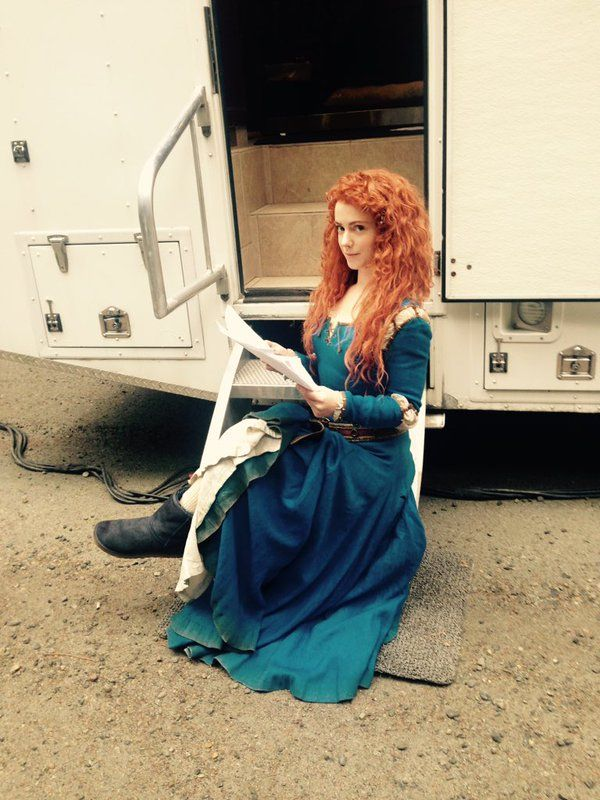 Amy Manson on | ∙• ♡Once Upon A Time♡ •∙ | Once upon a ...