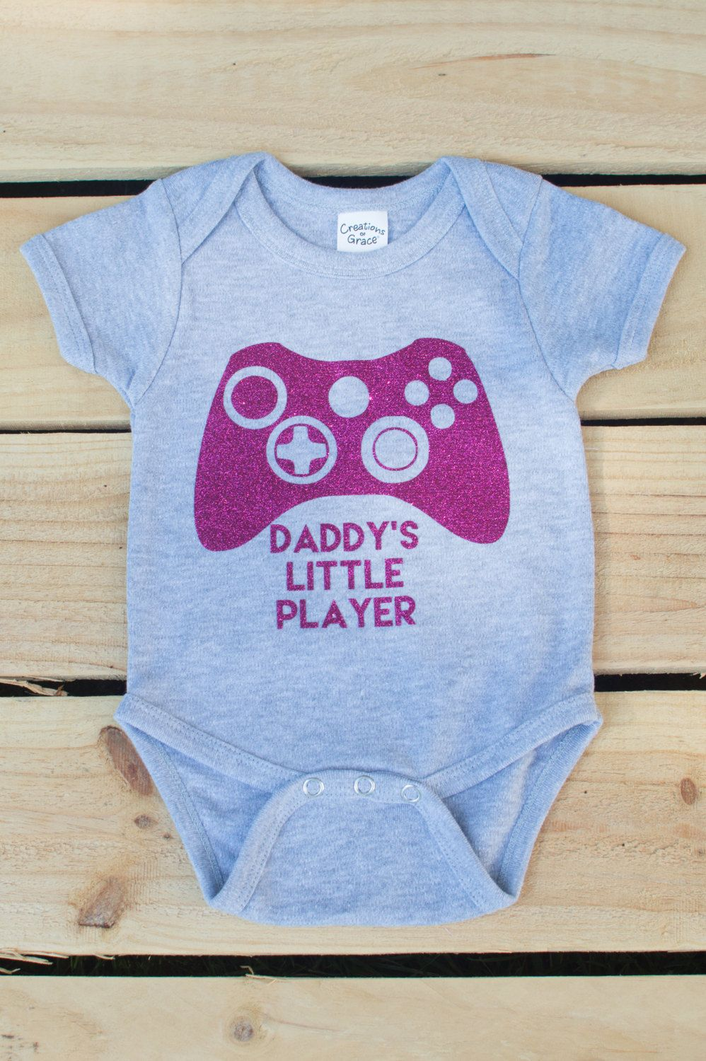 23d81f00f Daddys Little Player Coming Home Outfit Gamer Shirt Daddy and Me Shirt  Daddy Daughter Shirt Matching Shirts Family Shirt by MirrorMeFashion on Etsy