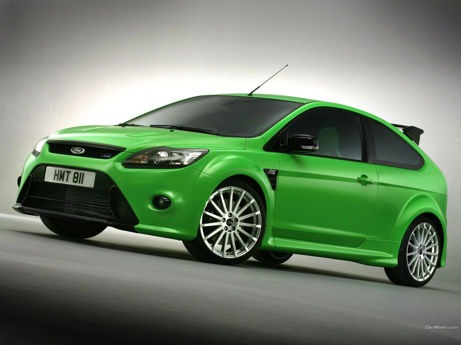 Ford Focus Rs 2009 Wallpaper Cars Desktop Wallpapers Ford