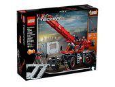 Rough Terrain Crane 42082  Technic  Buy online at the Official LEGO Shop US