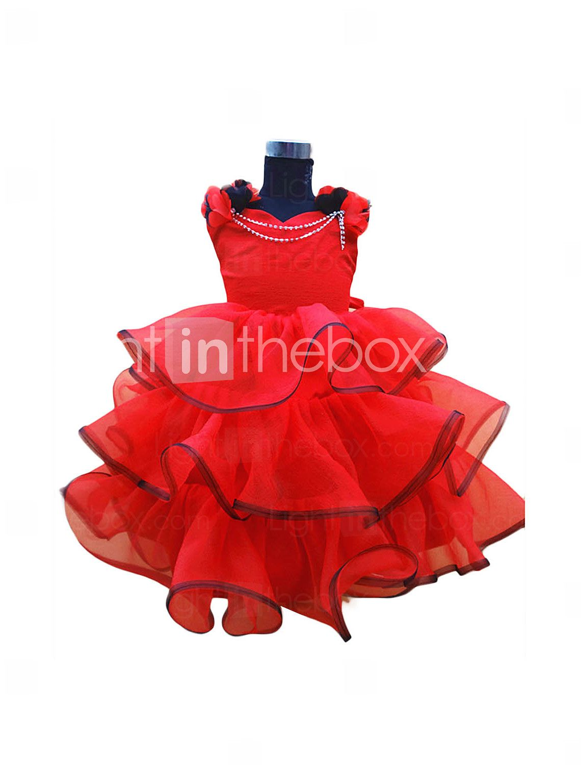 Love the skirt: Pretty A-line Princess Tulle Flower Girl Dress(More Colors) - USD $ 49.99