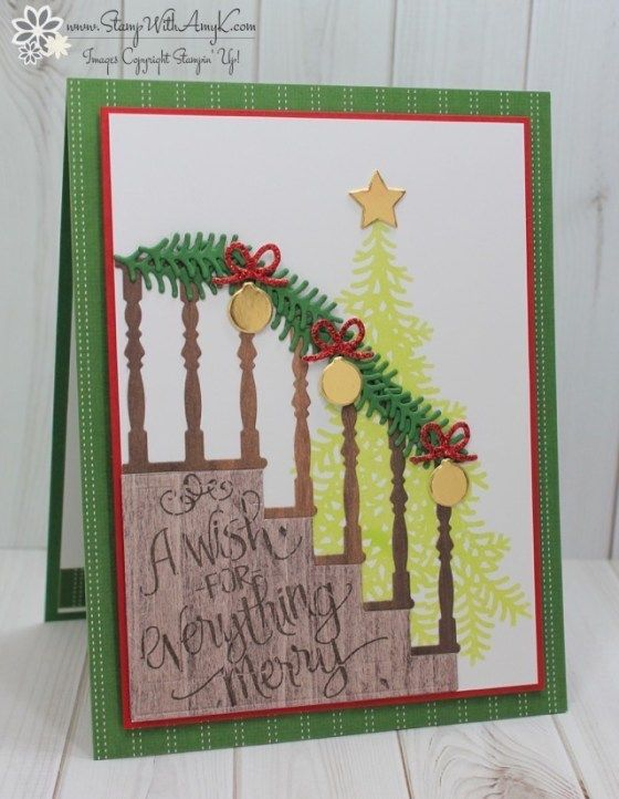 Stampin' Up! Ready for Christmas Sneak Peek! – Stamp With Amy K