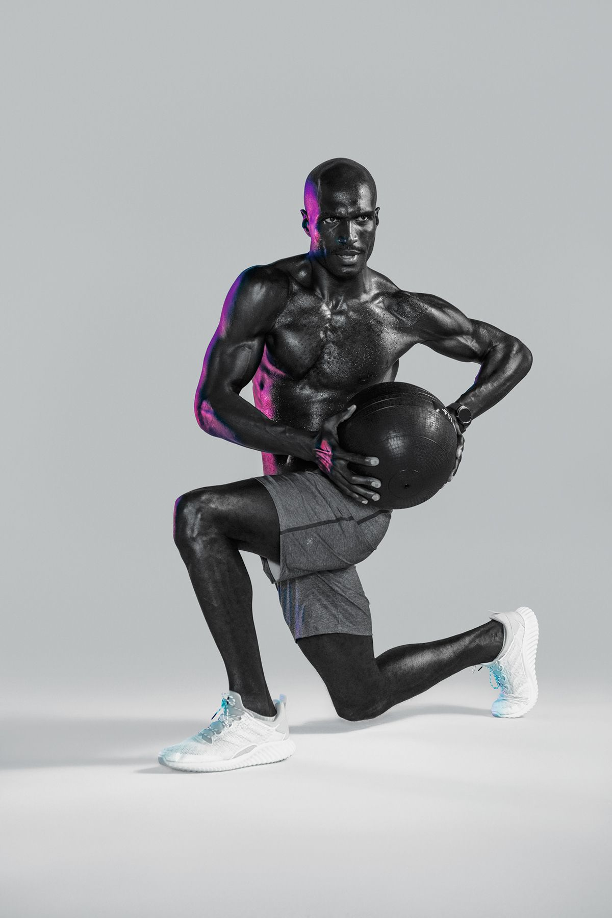 Antidote Fitness Lab On Behance Gym Photography Sports Goal Sports