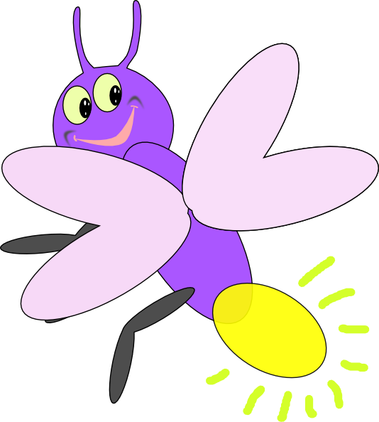cute firefly clip art preschool firefly clip art at clker com rh pinterest com jar of fireflies clipart Firefly Cartoon