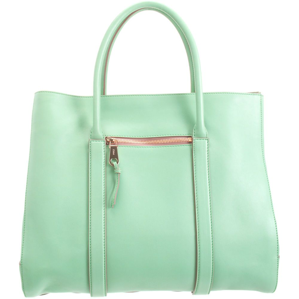 e99cd45e1b64 Haute bag of the week  Chloé Madeleine Tote in Green Tea - Handbag du Jour