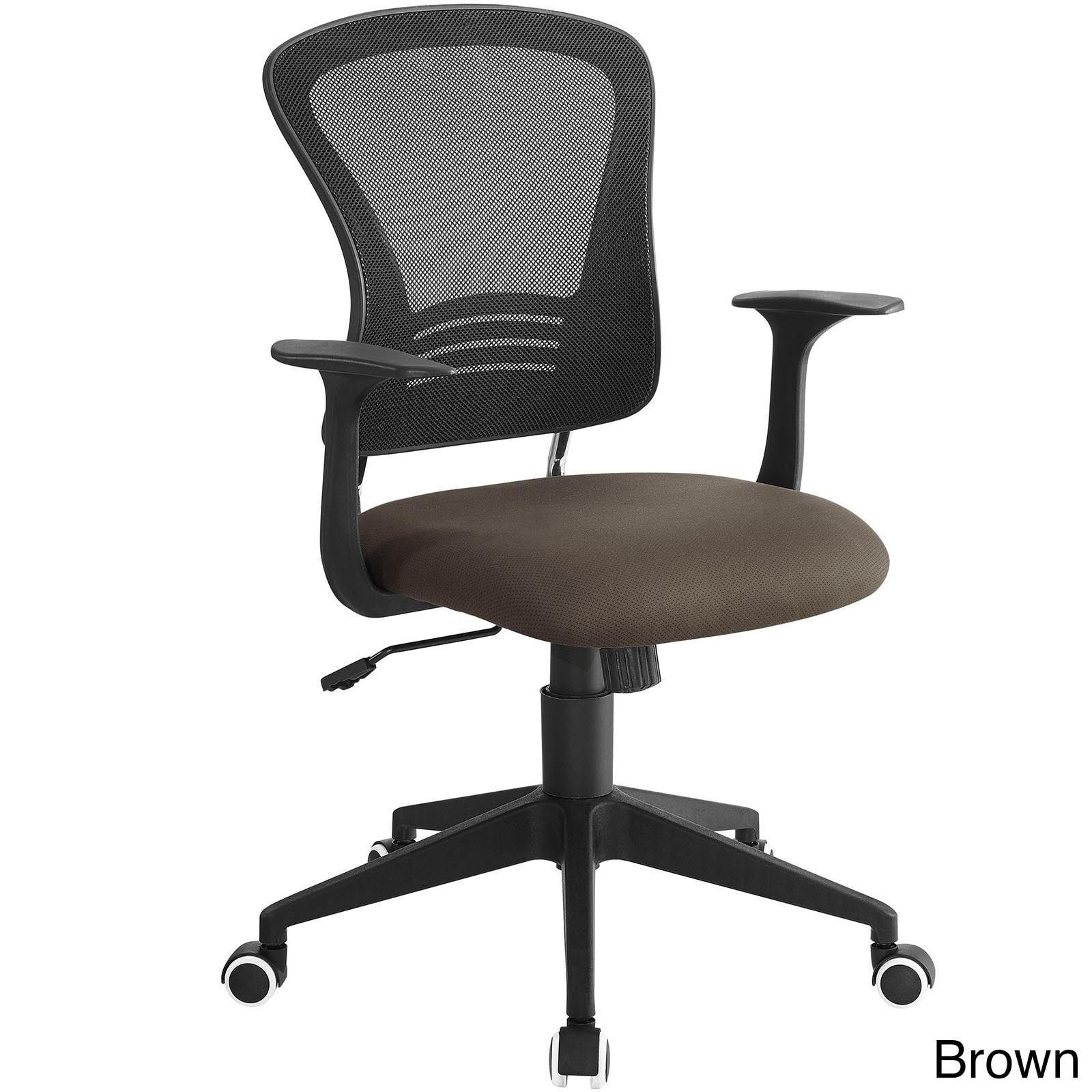 Modway Poise Office Chair Black