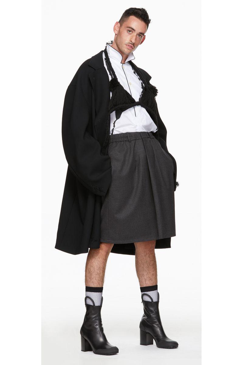 Fashion Identity Menswear Pilati By Random Runway Stefano Identities Live Fashion