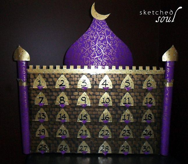 Diy Ramadan Calendar : Best ramadan activities ideas on pinterest
