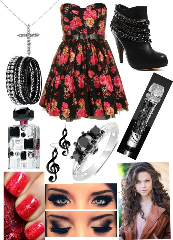 """""""Sing It Out"""" by lavonneb88 ❤ liked on Polyvore"""