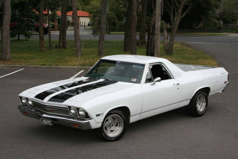 The Best Utes In The World Classic Cars Trucks El Camino Chevy