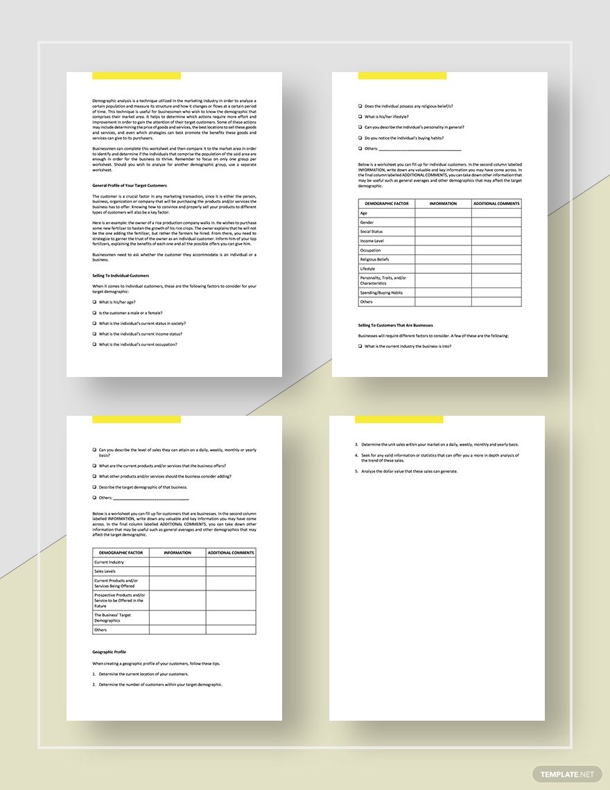 Worksheet Template Word from i.pinimg.com