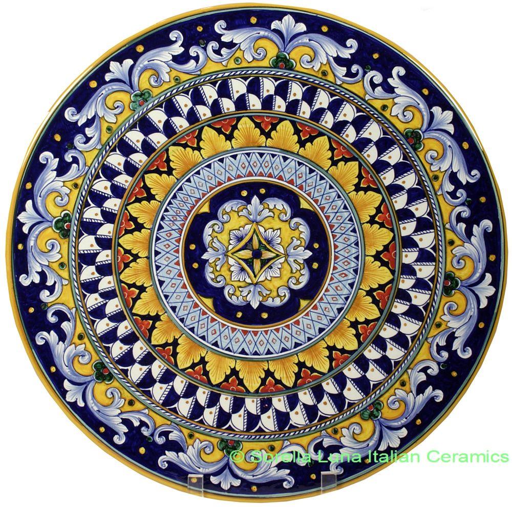 Cheap Italian Decorative Plates  Shelly Lighting