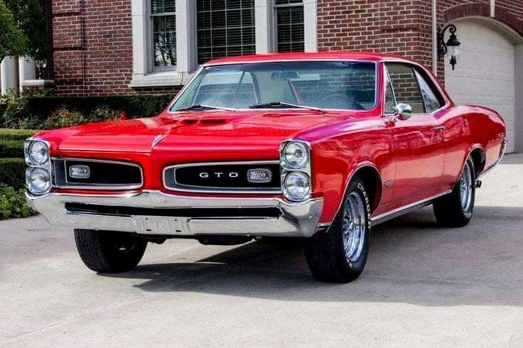 Sweet Vintagemusclecars Classic Cars Muscle Pontiac Gto Classic Cars