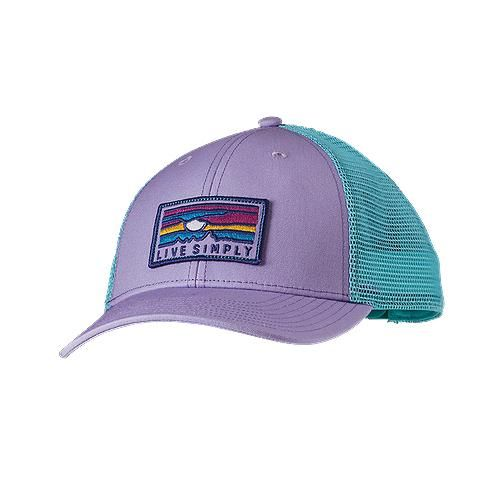 b8a158e38cf1f Live Simply® Sunset LoPro Trucker Hat (38085)