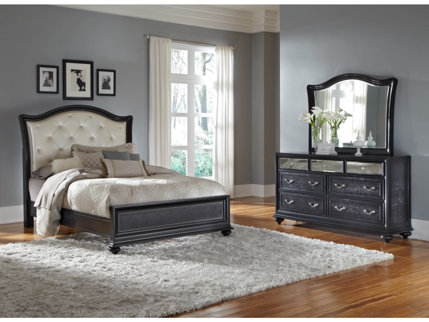 marilyn bedroom package american signature furniture mari kirkland