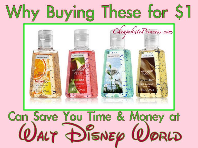 1st Trip To Disney Why Hand Sanitizers Are A Must Bring Bath