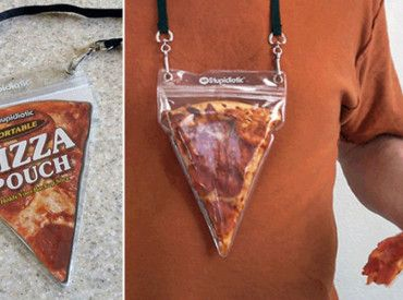 pizza necklace...