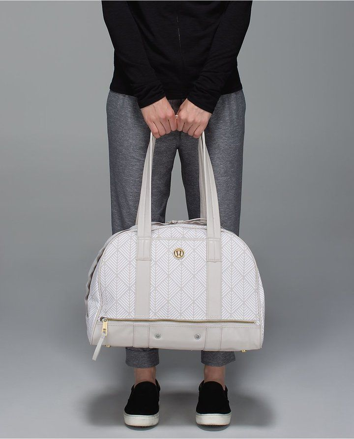 Om For All Bag Cotton Lululemon Yoga Ejercicios
