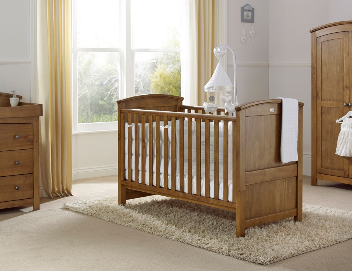 ashby cot bed and toddler bed from silver cross uk | my baby list