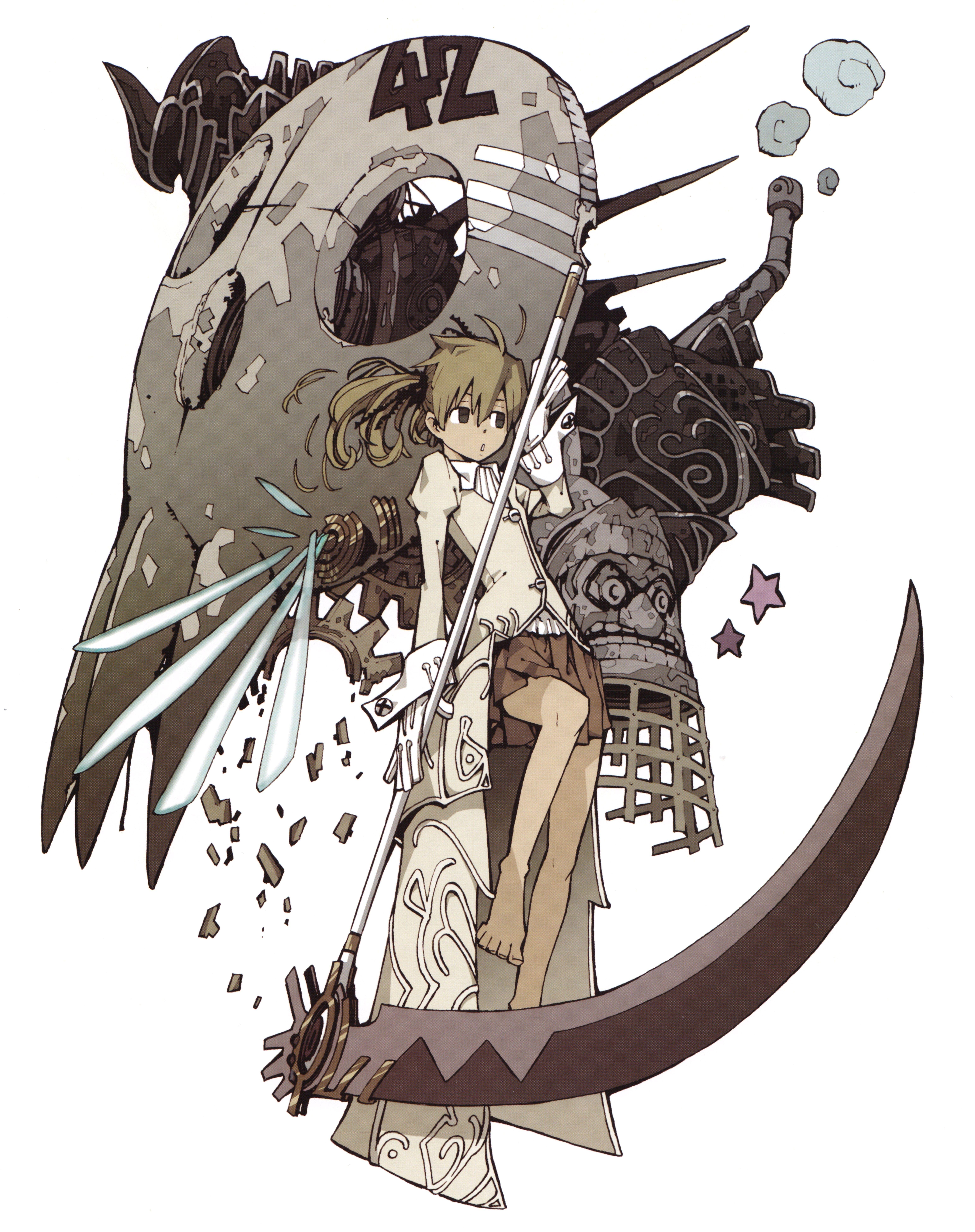 Maka Albarn 798065 Zerochan Anime Soul Soul Eater Soul Art