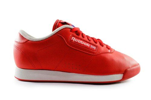5e8647e41a45b Reebok Women s Princess Spirit Trainer in Mono Red (083246 - £49.99)   Footasylum
