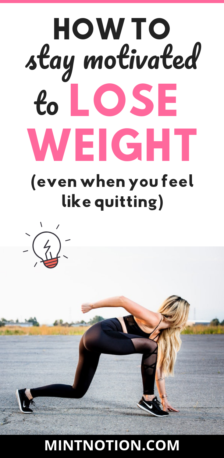 How to stay motivated to lose weight. If you want to get fit and healthy this year, this company wil...