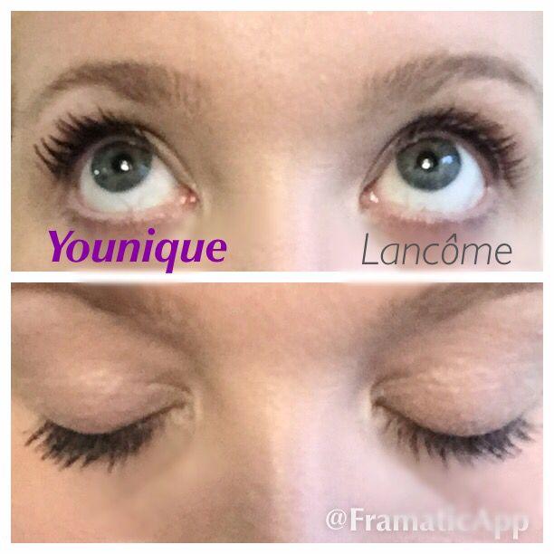 24031826aa1 Younique 3D Fiber Lashes vs. Lancôme Hypnose Star mascara! #younique  #3dfiberlash #makeup #lancome