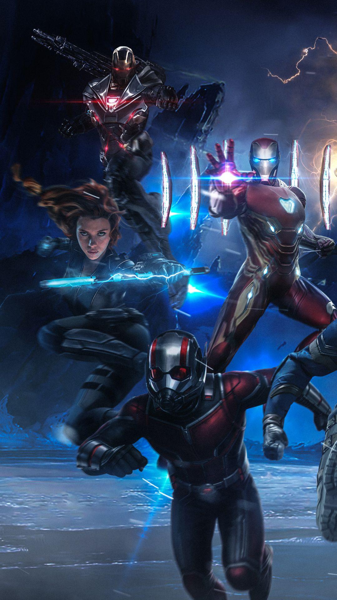 Avengers Endgame Fond D écran Pour Cellulaire 93