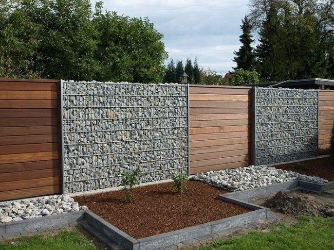 Gartenzaun Ideen Gestaltung Zaun Ideen Interesting Trapped Sichtschutz Am  Zaun Reihenhaus