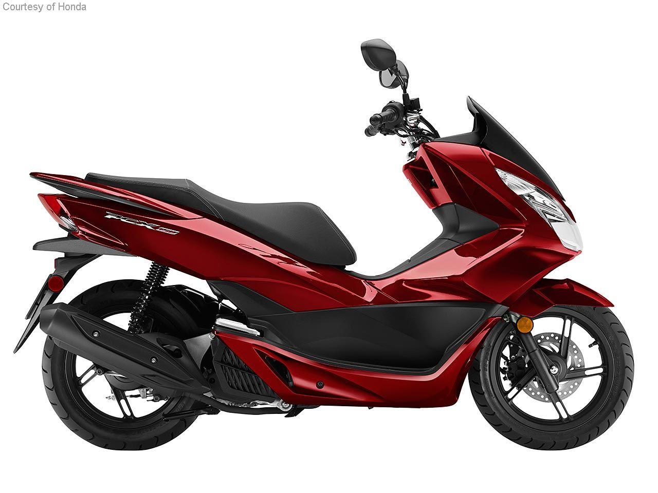 2016 Honda Pcx150 Nm4 First Look Motorcycle Usa