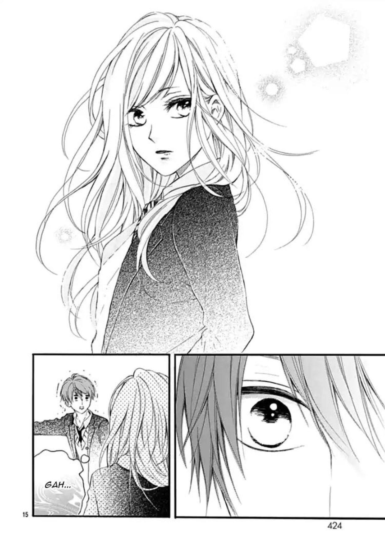 Pin by Animemangaluver on Boku Datte, Kiss Shitai Manga in