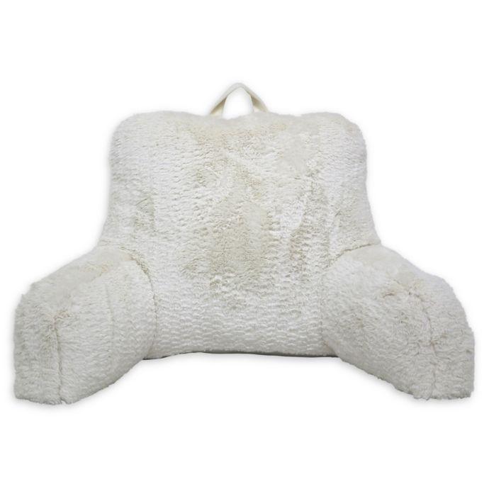 Textured Dean Backrest Pillow Backrest Pillow Pillow