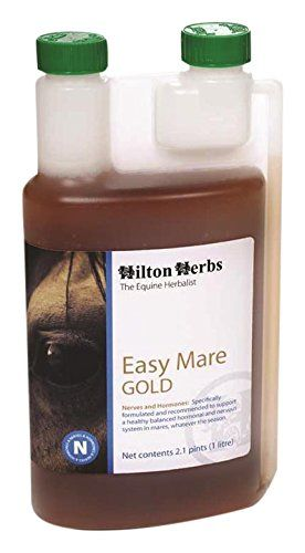 HILTON HERBS 039033 Easy Mare Gold Herbal Supplement For Horses 21 pint * This is an Amazon Affiliate link. See this great product.