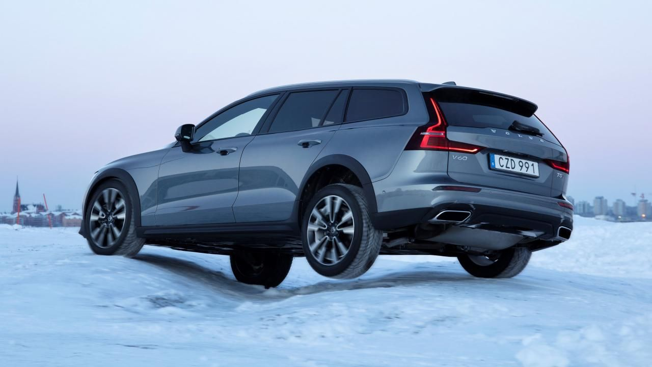 The Best Review Volvo V90 Cross Country 2020 Top Gear And Images And Review Di 2020
