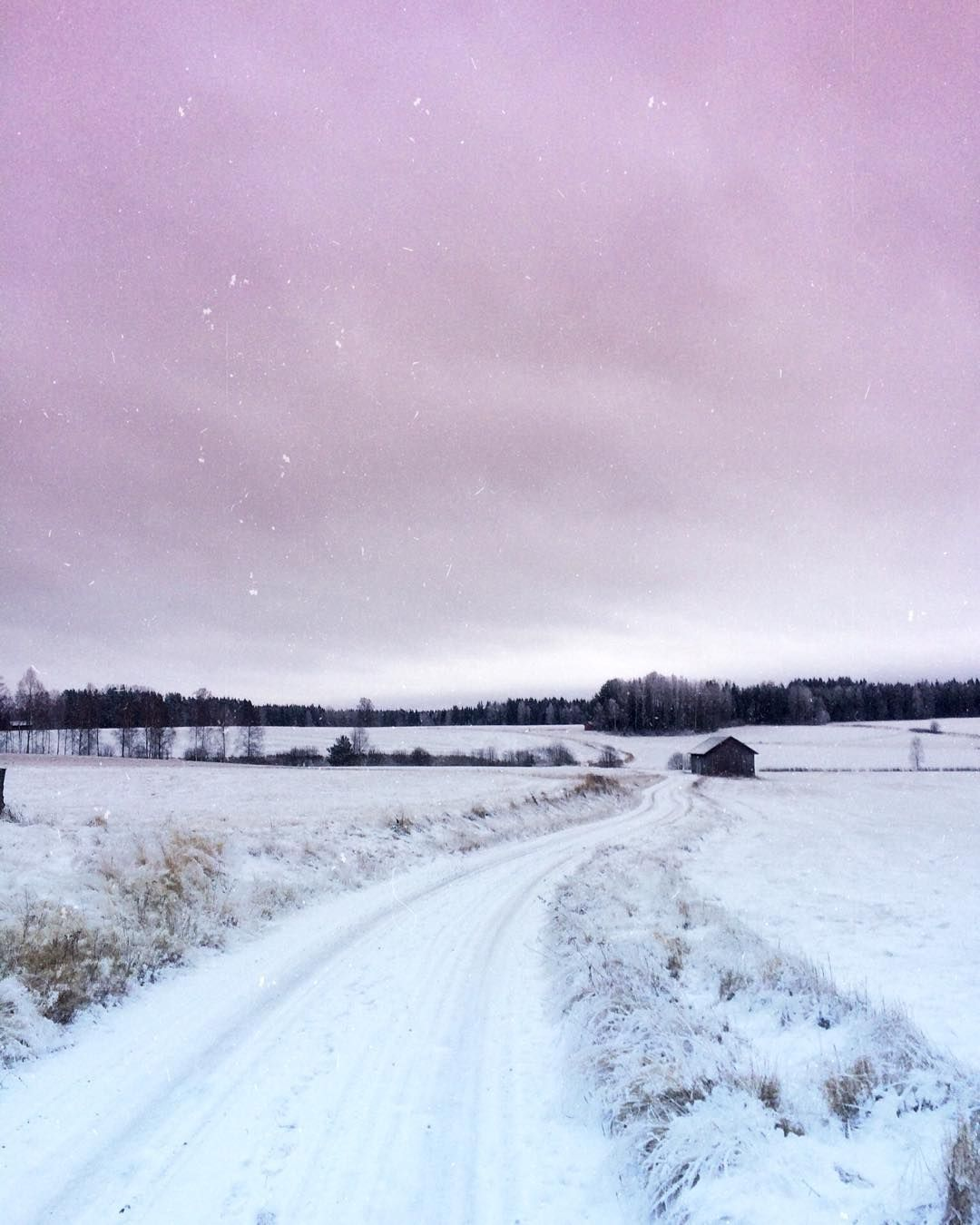 On Instagram By Polomoche Landscape Contratahotel O Ifttt 1RS4rt3 Late December Swedenwinternaturenaturelovers