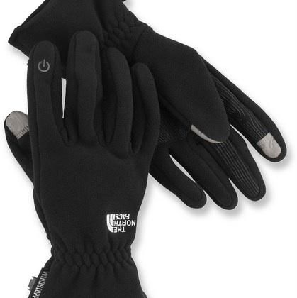 The North Face Etip Pamir Windstopper Gloves—keep your hands warm without getting sweaty palms!