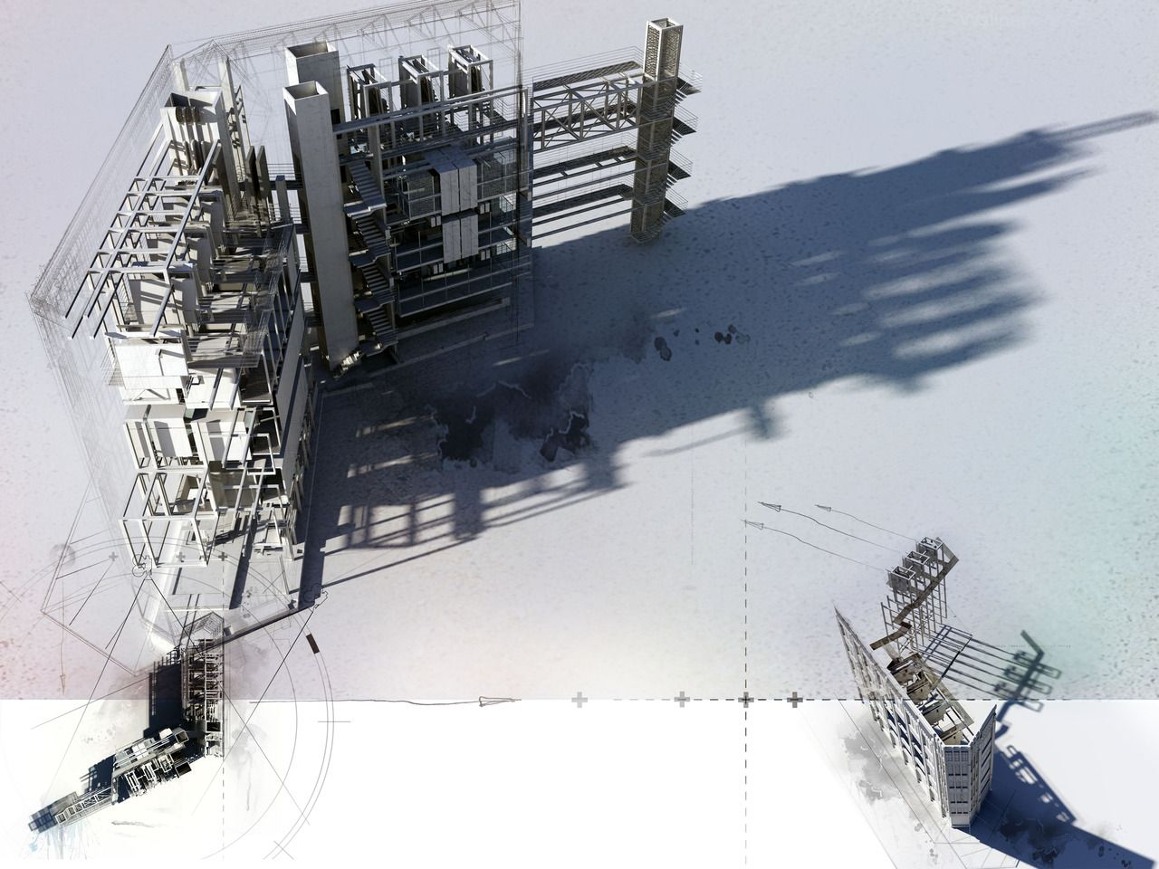 small-medium-large: Tectonic - Overall Intervention Cameron D Price Victoria University of Wellington, NZ