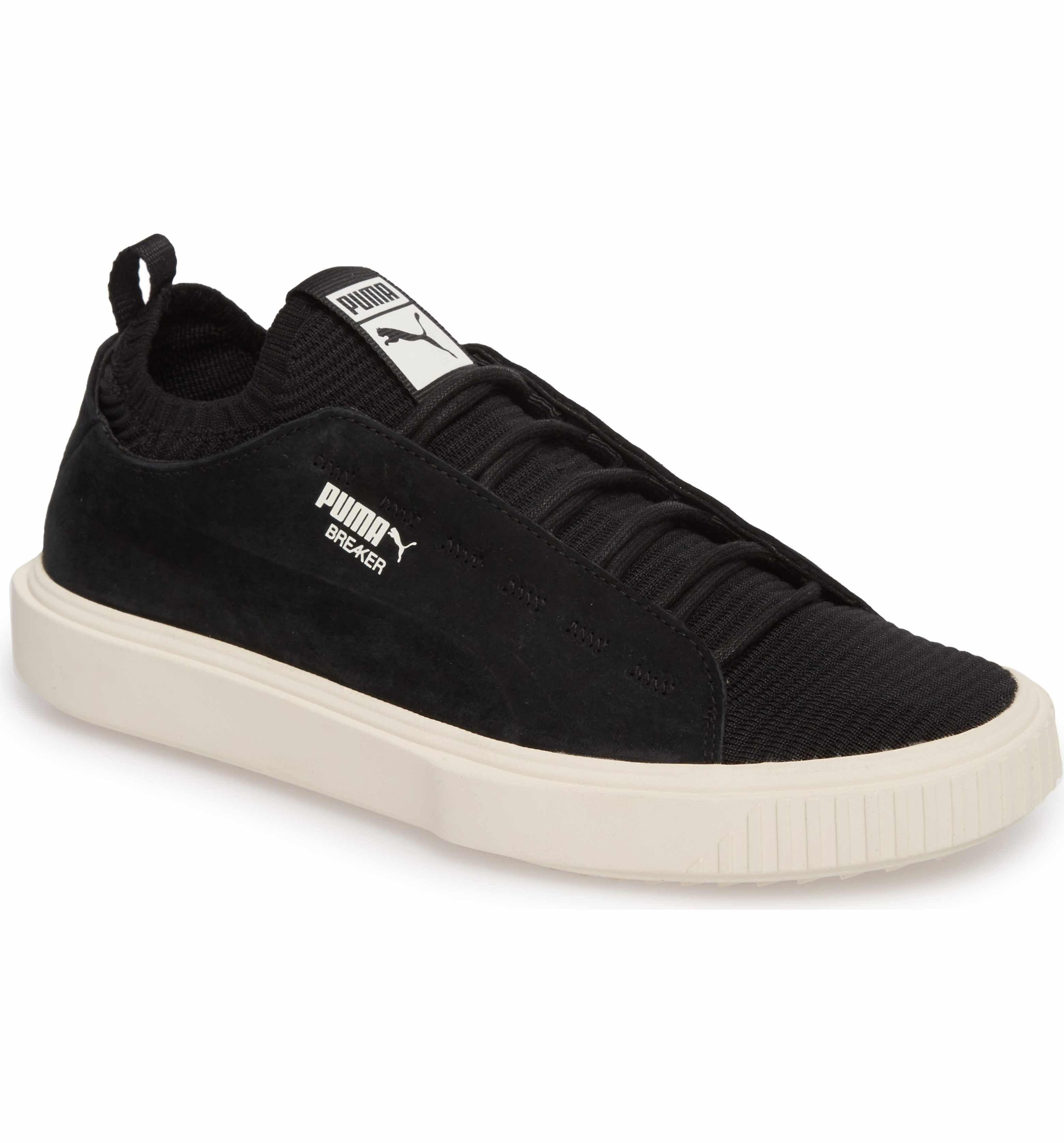 PUMA Breaker Knit Sunfaded Sneaker (Men