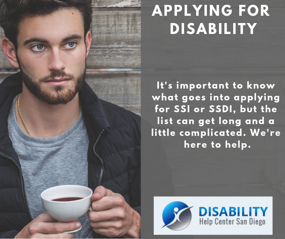 how to apply for ssi in san diego