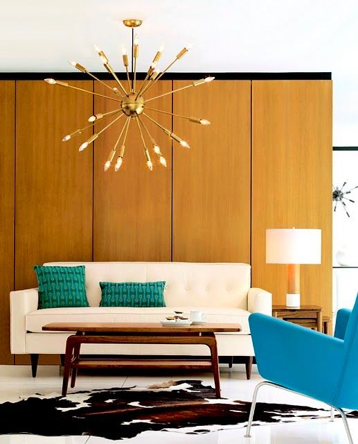 Mid Century Modern Interiors: Mid Century Modern Interiors - What's Not To Love?